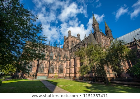 Chester Cathedral Stock photo © Snapshot
