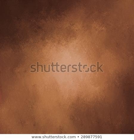 Retro kahve şık vektör eps çikolata Stok fotoğraf © digitalmojito