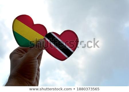 愛 シンボル 中心 フラグ アイコン 幸せ ストックフォト © tkacchuk