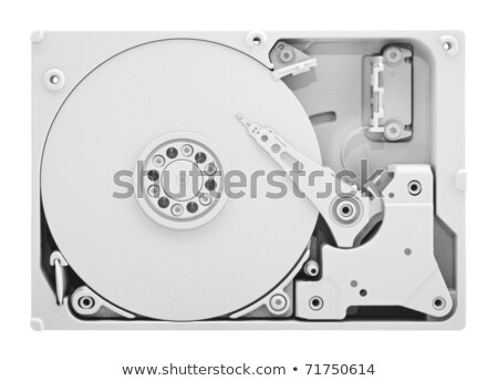 Fehér kép néhány technológia biztonság gép Stock fotó © gregory21