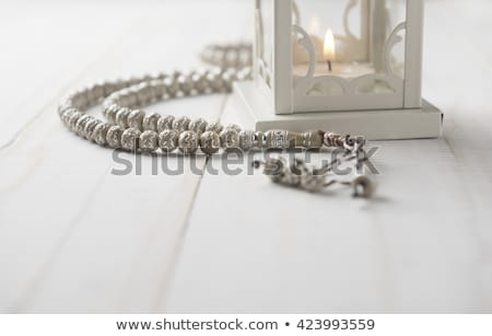 Close-Up Of Islamic Prayer Beads Stock photo © Jasminko