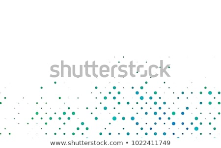 Ontwerp Blauw gloed cirkel vector abstract Stockfoto © nalinratphi