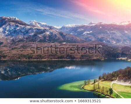 Early spring in Slovenia Stock photo © tomistajduhar