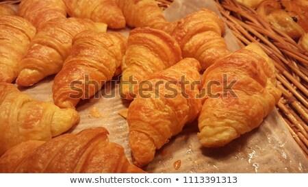 свежие · багеты · корзины · хлеб · пшеницы · диета - Сток-фото © tannjuska