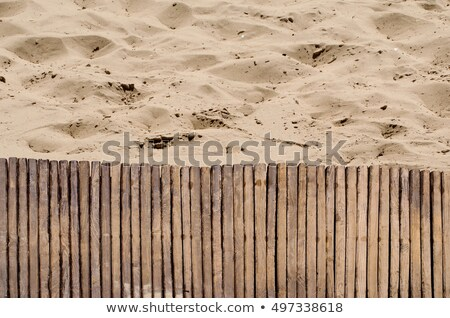 Wooden footbridge closeup Stock photo © olandsfokus