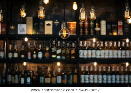 Liquor store Blurred Background Stock photo © scenery1