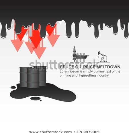 global · desastre · ciudad · efecto · cambio · climático - foto stock © lightsource