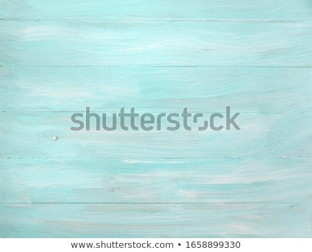 бирюзовый · древесины · природы · морем · таблице · зеленый - Сток-фото © ozgur