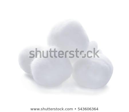 контейнера хлопка иллюстрация стекла белый Сток-фото © bluering