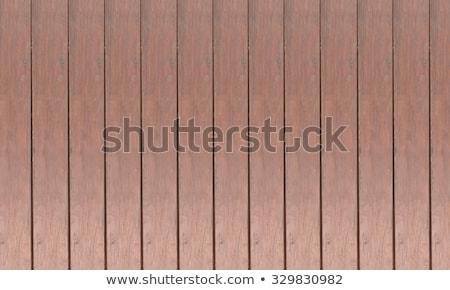 Stock foto: Weathered Outdoor Patio Wooden Flooring Texture
