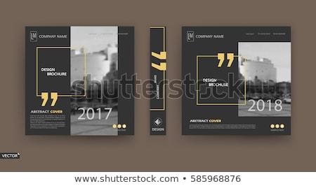 Industry Concept. Book Title. Stock photo © tashatuvango