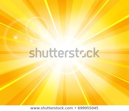 Photo stock: Lumineuses · orange · jaune · lignes · résumé · texture