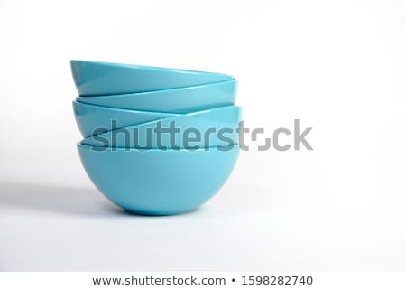 Bowls stack Stock photo © montego