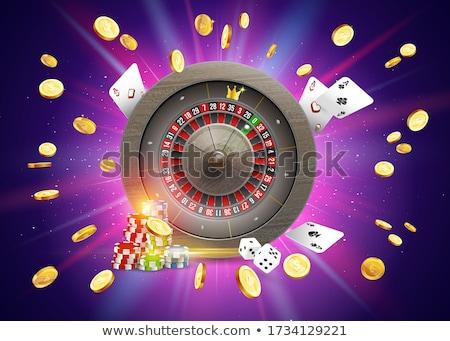 Gambling equipment Stock photo © nomadsoul1