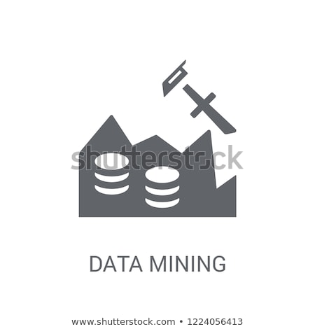 Grande armazenamento de dados vetor metáforas informação armazenamento Foto stock © RAStudio