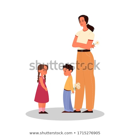 Family care and support vector concept metaphor Stock photo © RAStudio