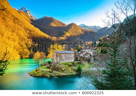 Castelnuovo di Garfagnana  Stock photo © wjarek