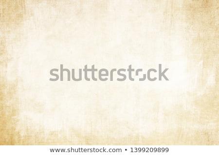 Eski boş kağıt Eski kağıt doku kâğıt arka plan Stok fotoğraf © sherjaca