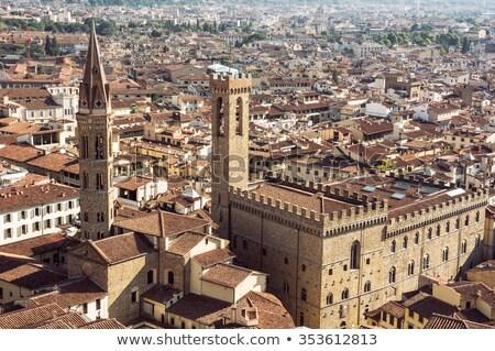 Stok fotoğraf: Floransa · saray · şehir · dünya · sanat · seyahat