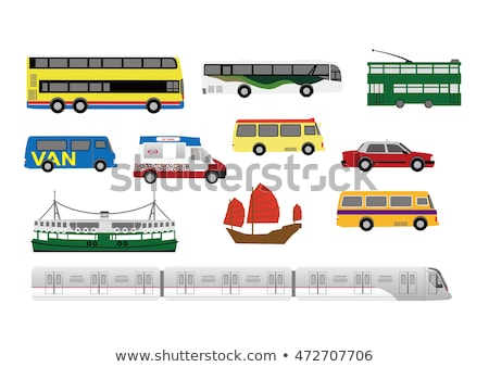 Kolej żelazna Hongkong drogowego krzyż tle miejskich Zdjęcia stock © kawing921