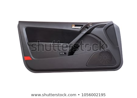 araba · kapı · pencere · kontrol · paneli · koltuk · teknoloji - stok fotoğraf © annakazimir