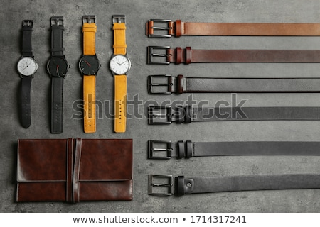 colorful belts stock photo © rhamm