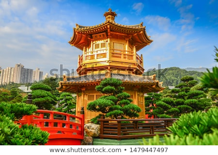 a ruin in hong kong stock photo © kawing921