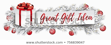 Gift Ideas Stock photo © Lightsource