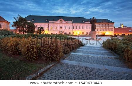 Stock photo: Pribina Square, Nitra, Slovakia