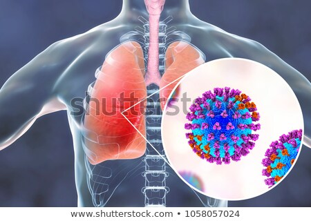 H3N2 Virus. Medical Concept. Stock photo © tashatuvango