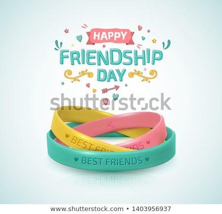 Friendship Stock photo © simply