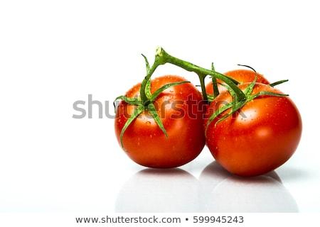 fresh vine tomatoes Stock photo © IS2