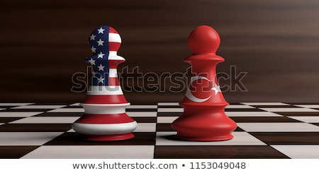 Turkey USA Trade Challenge Stock photo © Lightsource