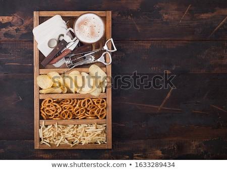 perec · asztal · pékség · egyéb · termék · textúra - stock fotó © denismart