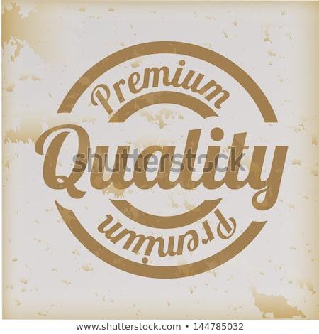Vásár árengedmény prémium minőség természetes termékek Stock fotó © robuart