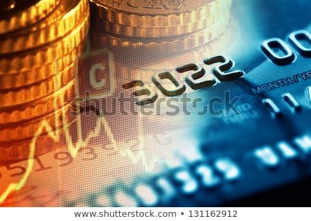 rijke · dollar · business · financiële · succes · pop · art - stockfoto © rogistok