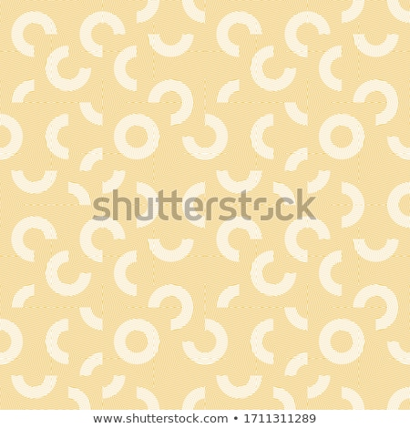 abstract truchet curved tile pattern background Stock photo © SArts