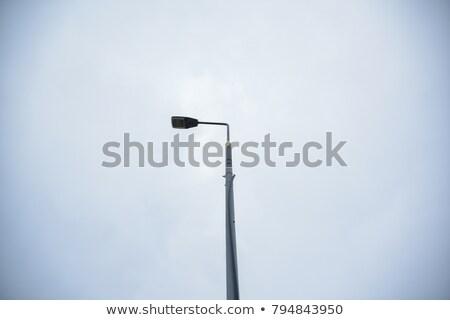 通り ランプ 青空 サイド 市 橋 ストックフォト © Ansonstock