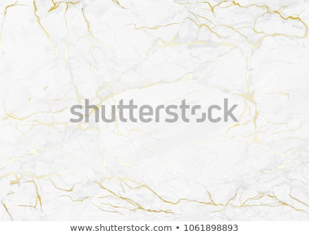 white and gold card Stock photo © marimorena