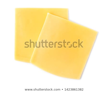 sliced cheese stock photo © blamb