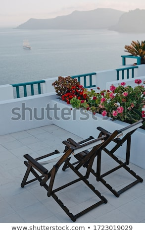 Two balconies. Stock photo © d13