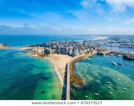 Saint-Malo Stock photo © prill