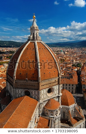 Florence, Italy. Cathedral of Saint Mary of the Flowers Stock photo © photocreo
