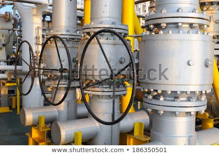 Rigged System Stock photo © Lightsource