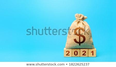 Dolar çöküş atış fatura dışarı tuvalet Stok fotoğraf © franky242
