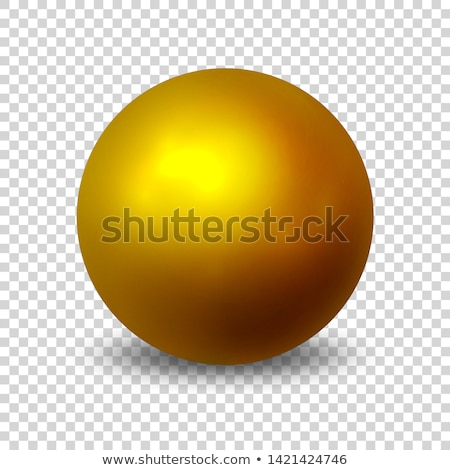 Glass Ball Transparent Background Stock photo © barbaliss