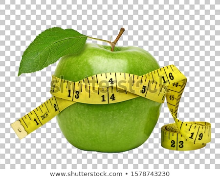 apple and meter Stock photo © M-studio