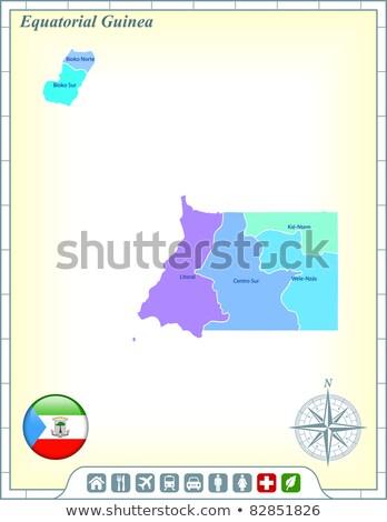 ホーム · フラグ · 赤道ギニア · 孤立した · 白 · 検索 - ストックフォト © mikhailmishchenko