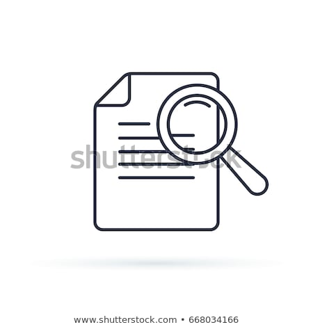 Briefcase with Lock Vector Isolated Icon, Case Stock photo © robuart