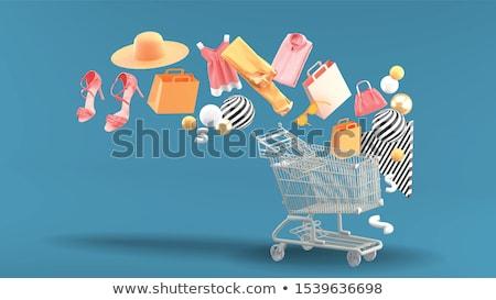 viajar · pacote · ilustração · elemento · como - foto stock © carodi